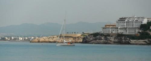 28-6-12 9h22 Départ mouillage salou bateau alu suisse.JPG